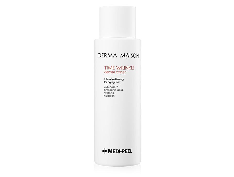Антивозрастной тонер для лица с коллагеном Medi-Peel Derma Maison Time Wrinkle Derma Toner, 250мл