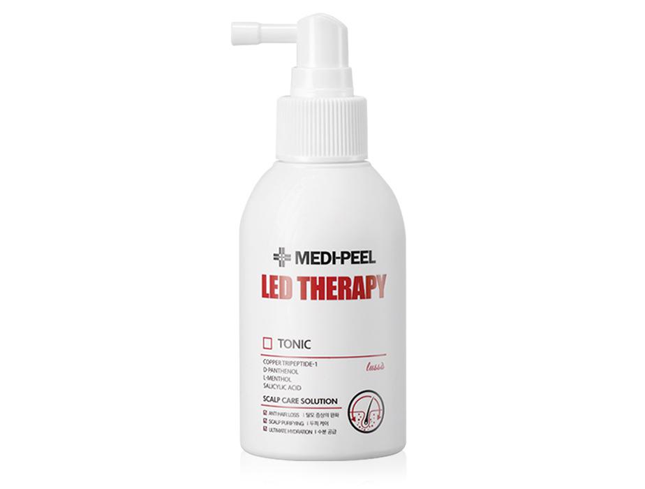 Укрепляющий тоник для волос с пептидами Medi-Peel Led Therapy Tonic, 120мл