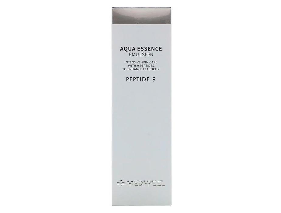 Увлажняющая эмульсия для лица с пептидами Medi-Peel Peptide 9 Aqua Essence Emulsion, 250мл - Фото №3