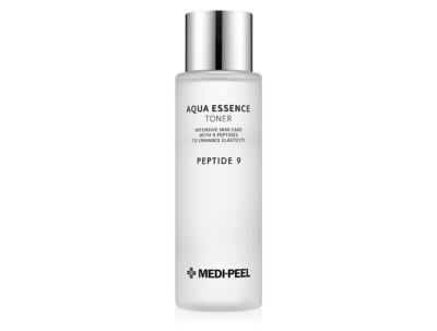 Увлажняющий тонер-эссенция для лица с комплексом 9 пептидов Medi-Peel Peptide 9 Aqua Essence Toner, 250мл - Фото №1