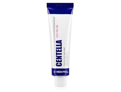 Успокаивающий крем с экстрактом центеллы для чувствительной кожи Medi-Peel Centella Mezzo Cream, 30мл - Фото №1