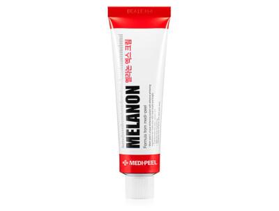 Осветляющий крем для лица против пигментации Medi-Peel Melanon X Cream, 30мл - Фото №1
