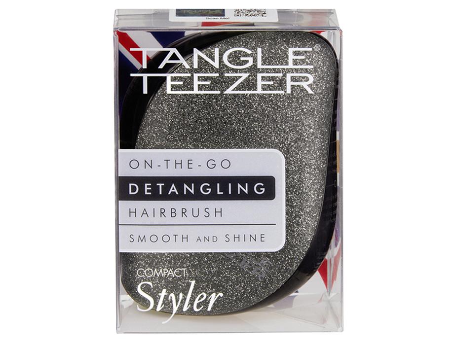 Расческа Tangle Teezer Compact Styler Onyx Sparkle - Фото №8