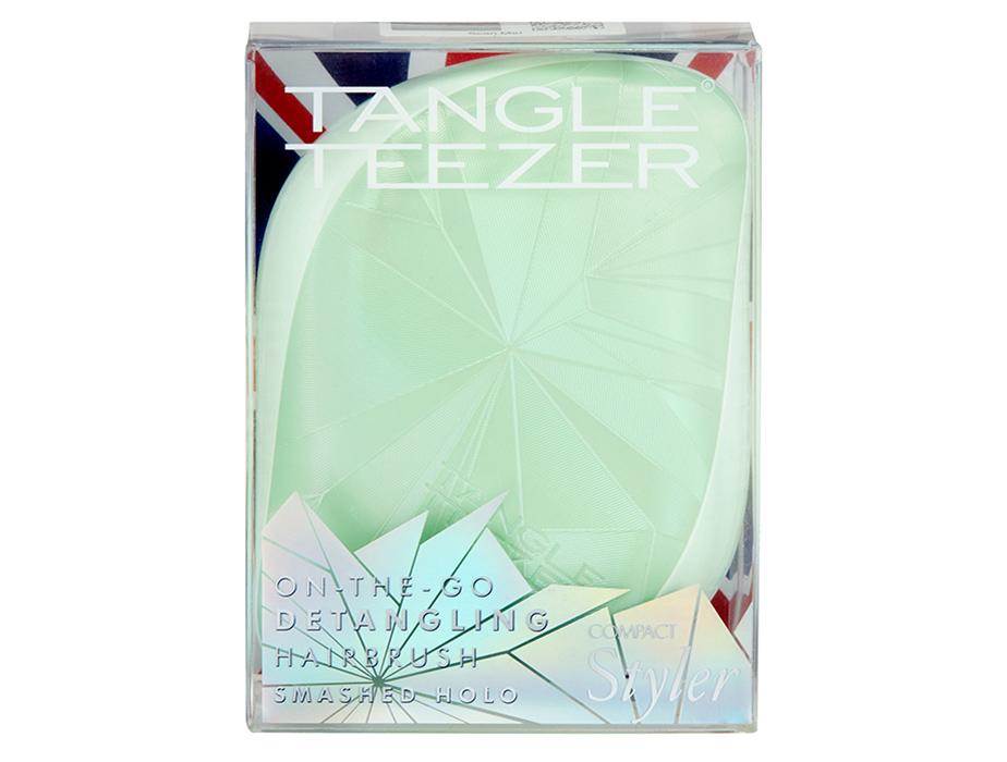 Расческа Tangle Teezer Compact Styler Smashed Pistachio - Фото №8