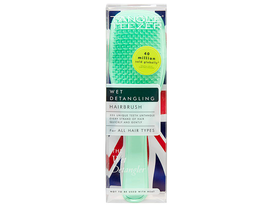 Расческа Tangle Teezer The Wet Detangler Mint Karma - Фото №5