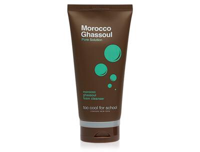 Пенка для умывания с марокканской глиной Too Cool For School Morocco Ghassoul Foam Cleanser, 150мл - Фото №1