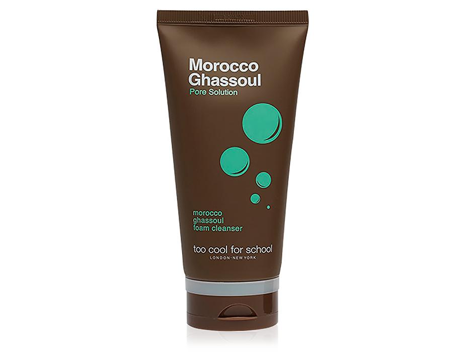 Пенка для умывания с марокканской глиной Too Cool For School Morocco Ghassoul Foam Cleanser, 150мл