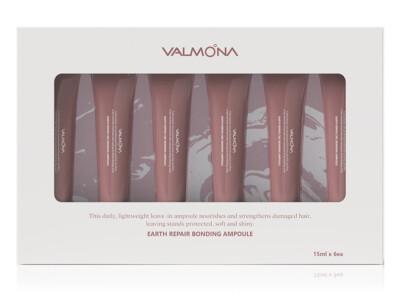 Восстанавливающая сыворотка для волос Valmona Earth Repair Bonding Ampoule, 6шт по 15мл - Фото №1