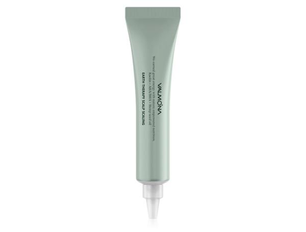 Очищающая пилинг-сыворотка для кожи головы Valmona Earth Therapy Scalp Scaler, 15мл - Фото №1