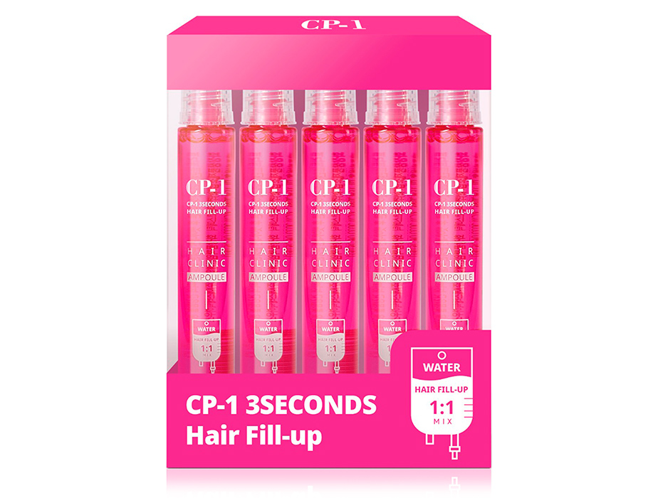 Маска-филлер для волос Esthetic House CP-1 3 Seconds Hair Ringer Hair Fill-Up Ampoule, 5шт по 13мл