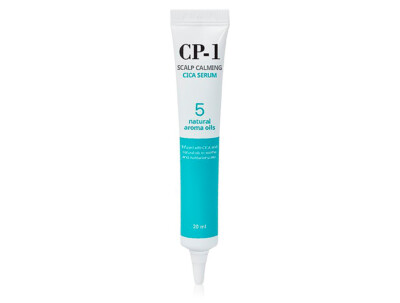 Успокаивающая сыворотка для кожи головы Esthetic House CP-1 Scalp Calming Cica Serum, 20мл - Фото №1