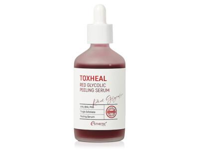Пилинг-сыворотка для лица Esthetic House Toxheal Red Glycolic Peeling Serum, 100мл - Фото №1