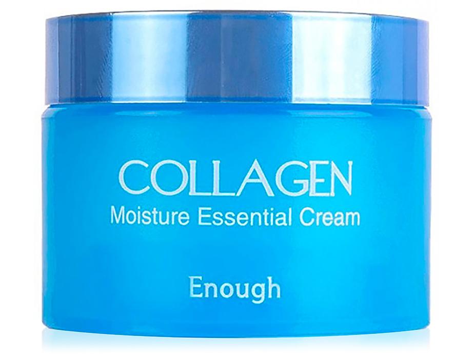Увлажняющий крем для лица с коллагеном Enough Collagen Moisture Essential Cream, 50мл - Фото №1