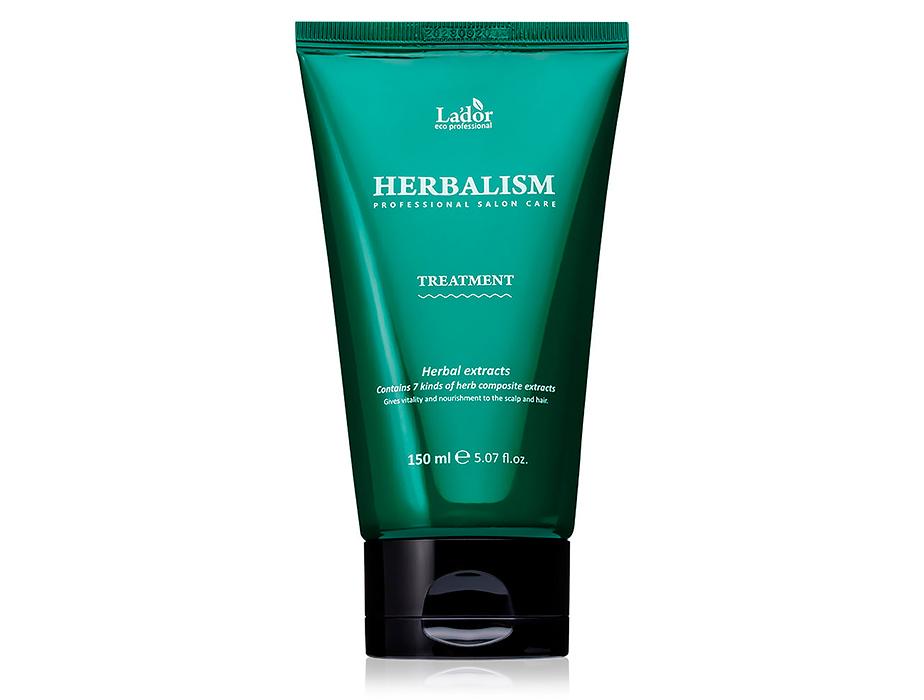 Травяная маска для волос с аминокислотами Lador Herbalism Treatment, 150мл