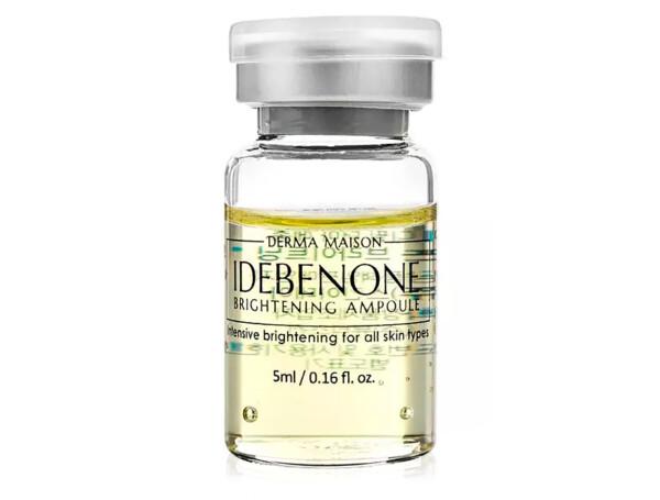 Концентрированная ампула с идебеноном Medi-Peel Derma Maison Idebenone Brightening Ampoule, 5мл - Фото №1