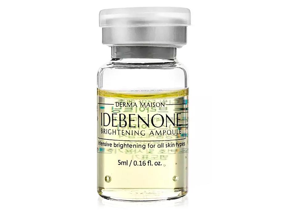 Концентрированная ампула с идебеноном Medi-Peel Derma Maison Idebenone Brightening Ampoule, 5мл