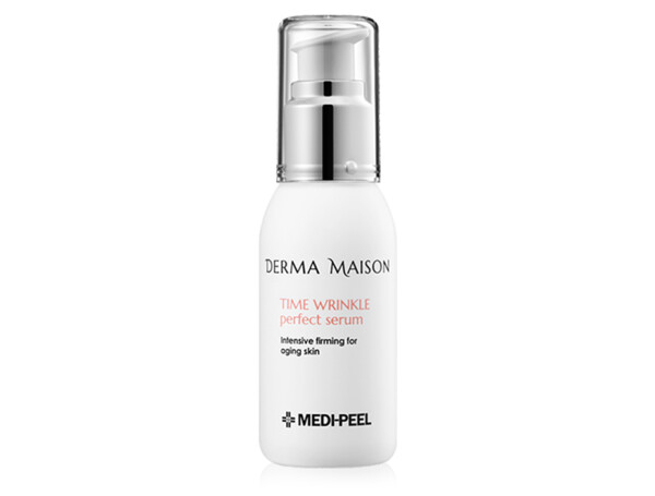 Антиоксидантная сыворотка для лица с токоферолом Medi-Peel Derma Maison Time Wrinkle Perfect Serum, 50мл - Фото №1