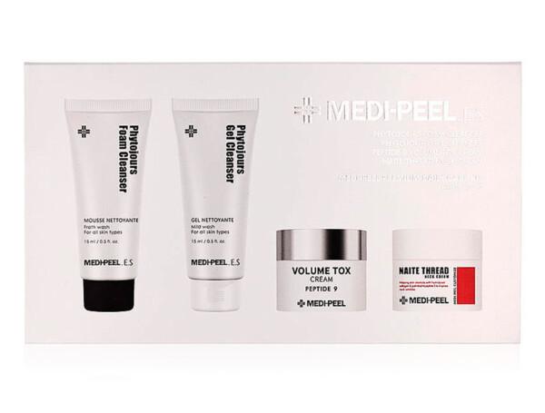 Омолаживающий набор миниатюр для лица Medi-Peel Premium Daily Care Trial Kit Edition 2 - Фото №1