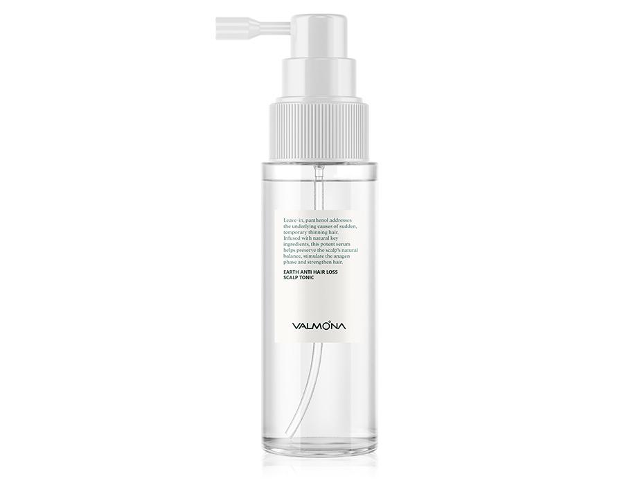 Спрей для кожи головы против выпадения волос Valmona Earth Anti-Hair Loss Scalp Tonic, 40мл - Фото №1