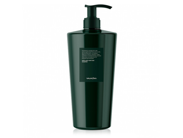 Шампунь против выпадения волос Valmona Earth Anti-Hair Loss Shampoo, 500мл - Фото №1
