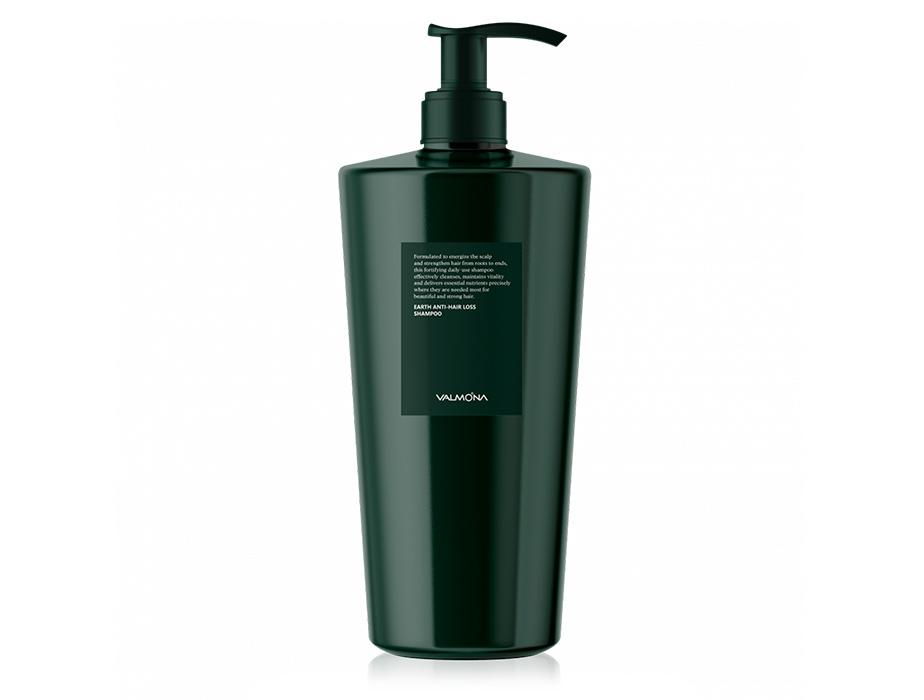 Шампунь против выпадения волос Valmona Earth Anti-Hair Loss Shampoo, 500мл