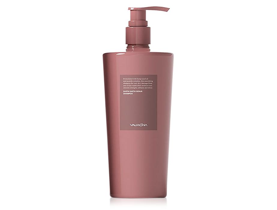 Восстанавливающий шампунь для волос Valmona Earth Repair Bonding Shampoo, 500мл