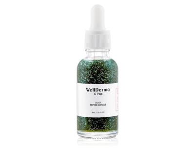 Пептидная сыворотка для лица с ионами серебра WellDerma G Plus Silver Peptide Ampoule, 30мл - Фото №1