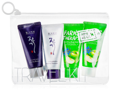 Дорожный набор средств для волос, лица и тела Daeng Gi Meo Ri Vitalizing Travel Kit - Фото №1