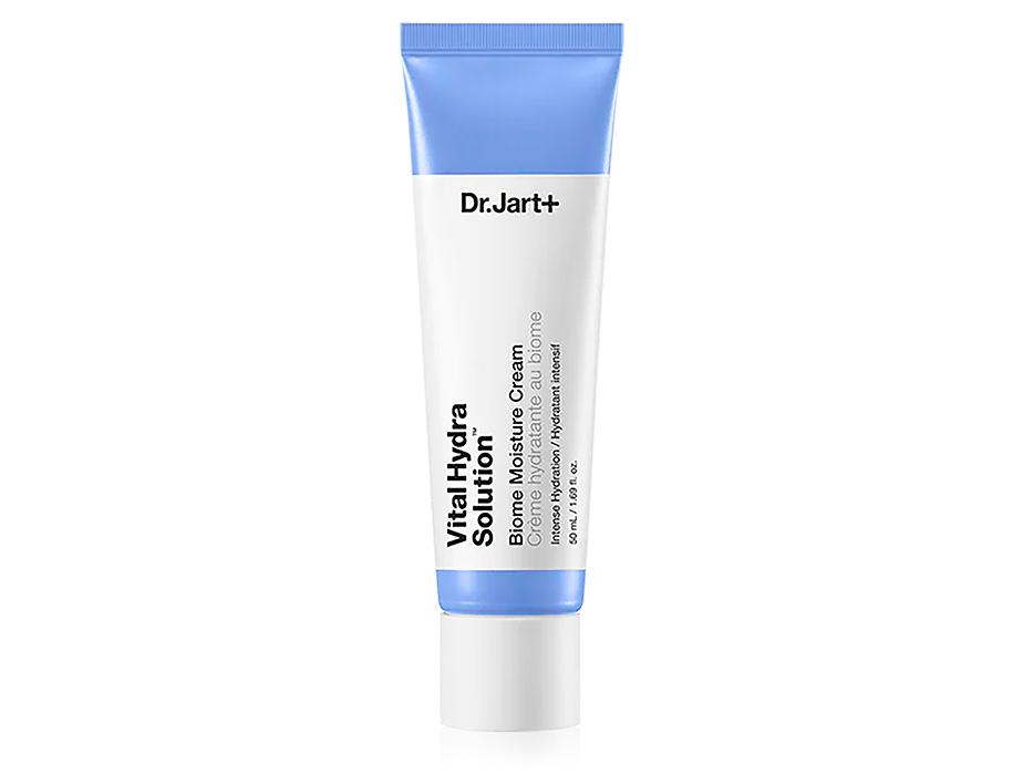Интенсивно увлажняющий крем для лица Dr. Jart+ Vital Hydra Solution Biome Moisture Cream, 50мл - Фото №1
