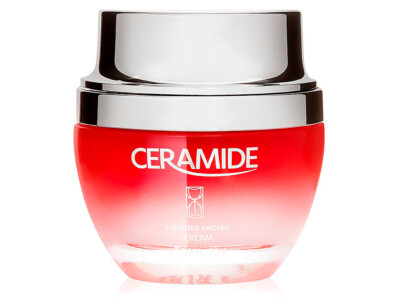 Укрепляющий крем для лица с керамидами FarmStay Ceramide Firming Facial Cream, 50мл - Фото №1