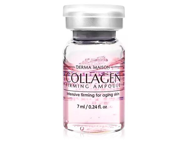 Концентрированная ампула с коллагеном Medi-Peel Derma Maison Collagen Firming Ampoule, 5мл - Фото №1