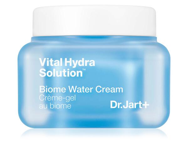 Легкий увлажняющий крем для лица с биомом и пребиотиками Dr. Jart+ Vital Hydra Solution Biome Water Cream, 50мл - Фото №1