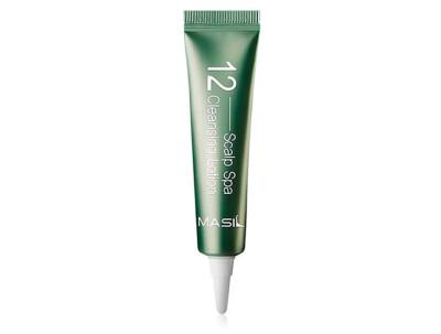 Очищающий лосьон для кожи головы Masil 12 Scalp Spa Cleansing Lotion, 15мл - Фото №1