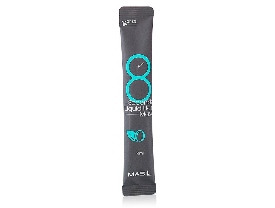 Маска для восстановления и объема волос Masil 8 Seconds Liquid Hair Mask, 8мл