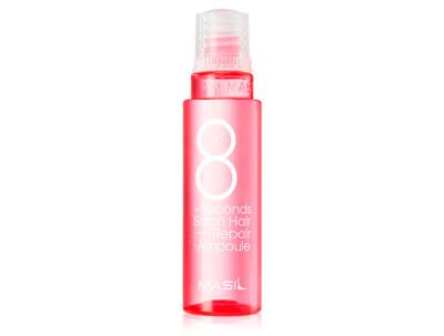 Высококонцентрированная восстанавливающая маска-филлер для волос Masil 8 Seconds Salon Hair Repair Ampoule, 15мл - Фото №1