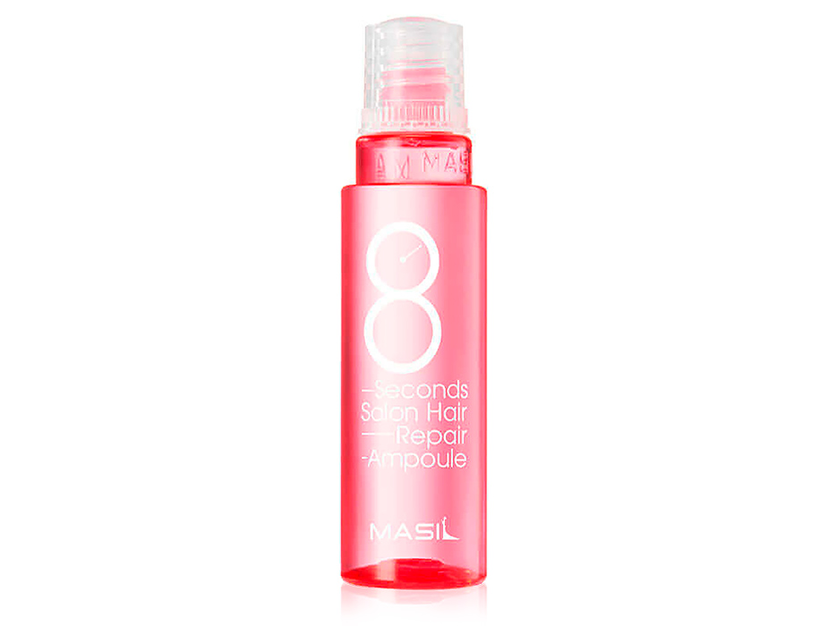 Высококонцентрированная восстанавливающая маска-филлер для волос Masil 8 Seconds Salon Hair Repair Ampoule, 15мл
