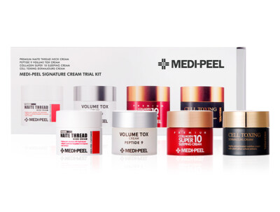 Набор миниатюр кремов для лица и шеи Medi-Peel Signature Cream Trial Kit - Фото №1