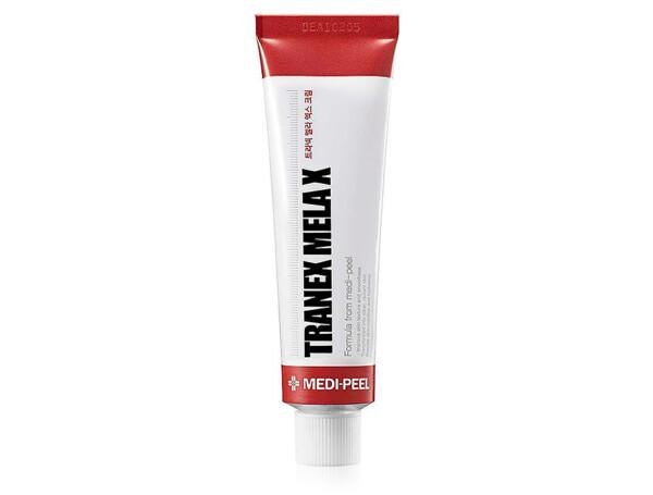 Осветляющий крем для лица против пигментации Medi-Peel Tranex Mela X Cream, 30мл - Фото №1