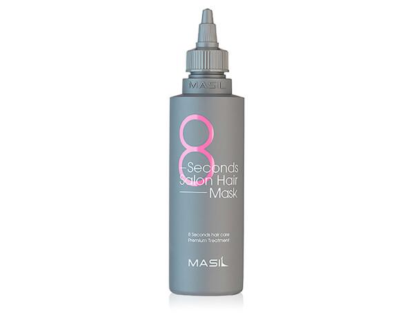 Восстанавливающая питательная маска для волос Masil 8 Seconds Salon Hair Mask, 200мл - Фото №1