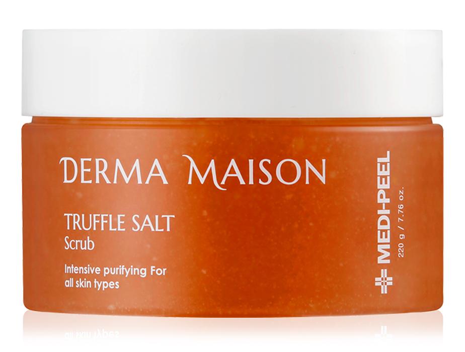 Гоммаж для лица с трюфельной солью Medi-Peel Derma Maison Truffle Salt Scrub, 220мл