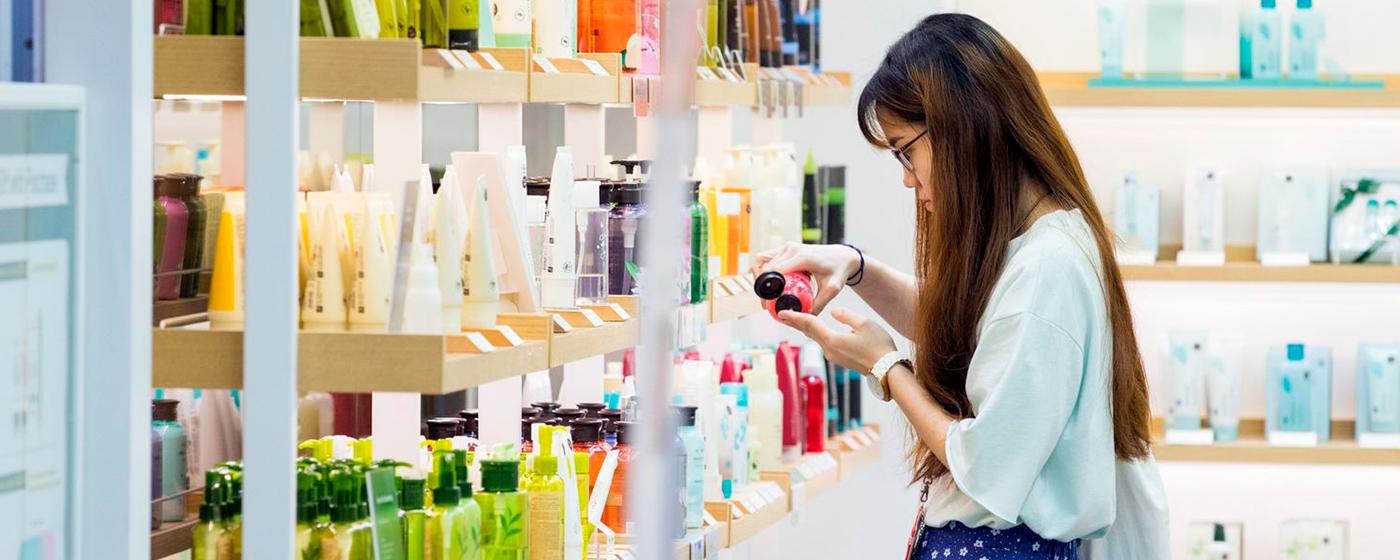 Где купить корейские шампуни