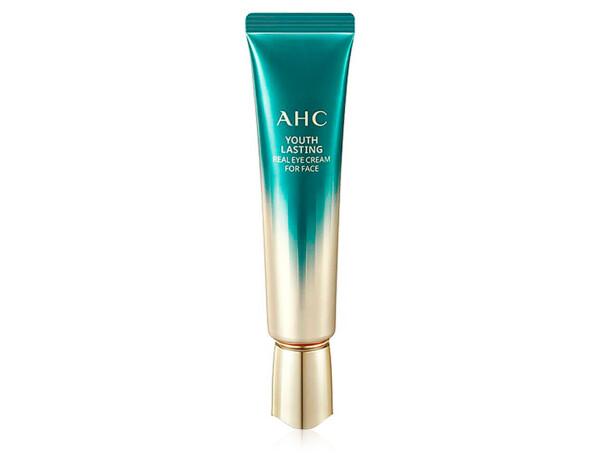 Омолаживающий крем для век и лица с 9 видами коллагена AHC Youth Lasting Real Eye Cream For Face, 30мл - Фото №1