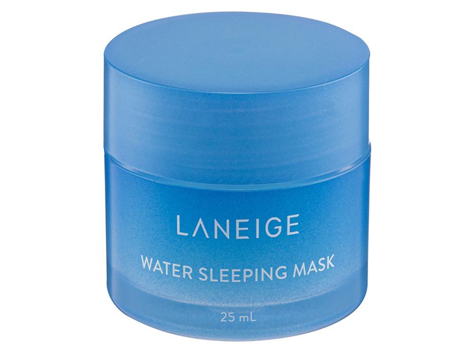 Увлажняющая ночная маска для лица Laneige Water Sleeping Mask, 25мл - Фото №3