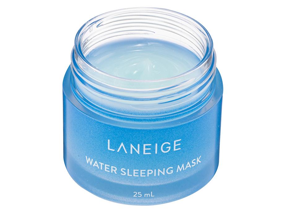 Увлажняющая ночная маска для лица Laneige Water Sleeping Mask, 25мл - Фото №4