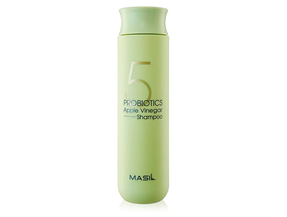 Шампунь для волос от перхоти с яблочным уксусом Masil 5 Probiotics Apple Vinegar Shampoo, 300мл