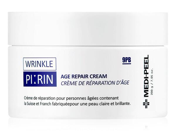 Регенерирующий крем против морщин с волюфилином Medi-Peel Wrinkle Plirin Age Repair Cream, 200г - Фото №1