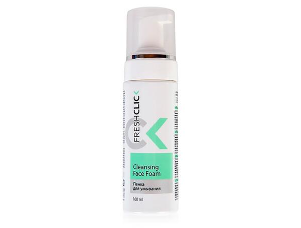 Пенка для умывания TianDe Fresh Click Cleansing Face Foam, 160мл - Фото №1