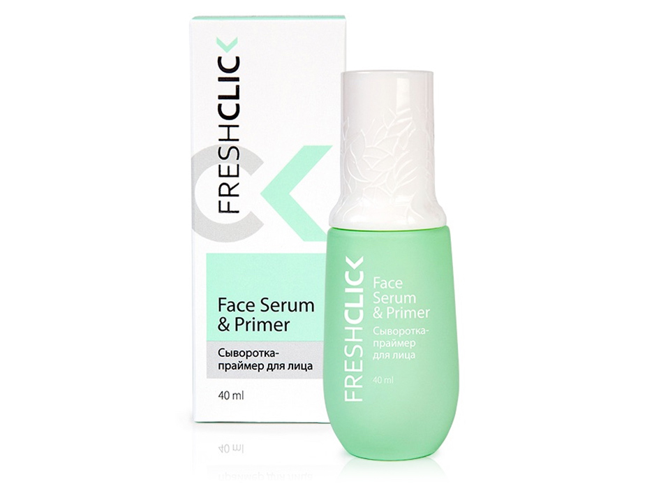 Сыворотка-праймер для лица TianDe Fresh Click Face Serum & Primer, 40мл - Фото №2