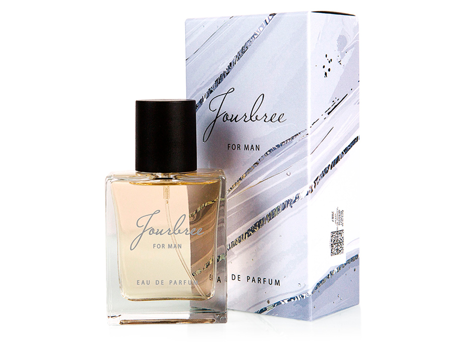 Парфюмерная вода для мужчин TianDe Jourbree Eau De Parfum For Man, 50мл