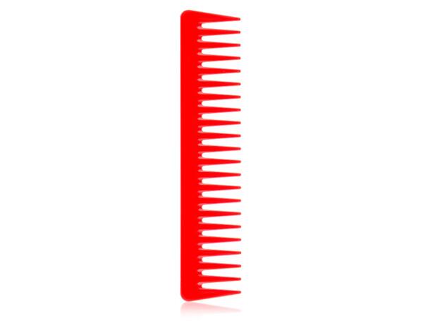 Гребень для волос Janeke Supercomb Red - Фото №1